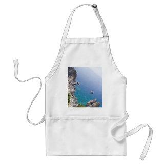 Corfu Waters Adult Apron