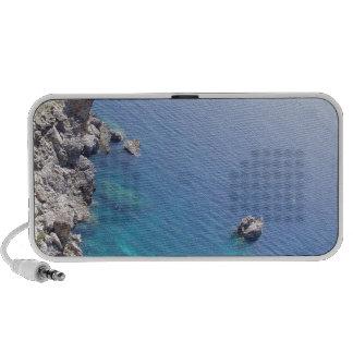 Corfu Waters Laptop Speaker