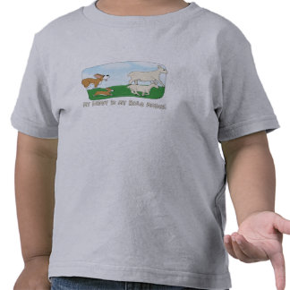 Corgi and Son (Role Model) Toddler T-Shirt