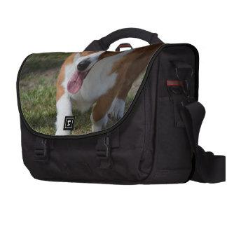 Corgi asombroso bolsas de portatil