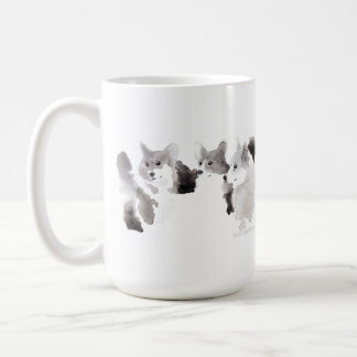 Corgi Beatitudes #7 Mug