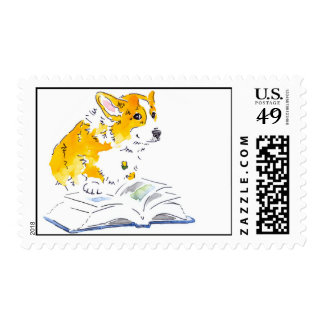 Corgi Big Book Stamps