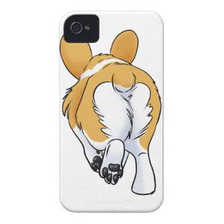 Corgi Butt Case-Mate iPhone 4 Cases