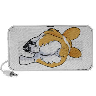 Corgi Butt iPod Speaker