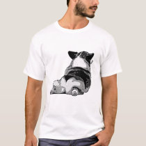 Corgi Butts T-Shirt