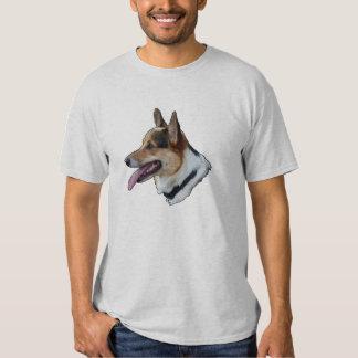 Corgi - camiseta adulta remeras