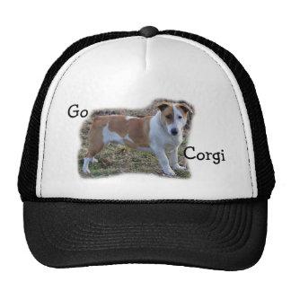 Corgi Cap-- customize Trucker Hat