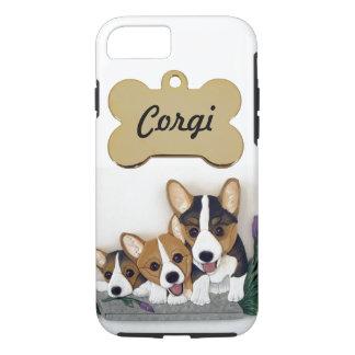 Corgi Casemate iPhone 7 Tough Case