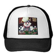 Corgi Chef Trucker Hats