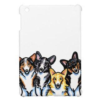 Corgi Clan iPad Mini Covers