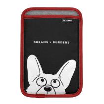 Corgi Creeper Sleeve For iPad Mini