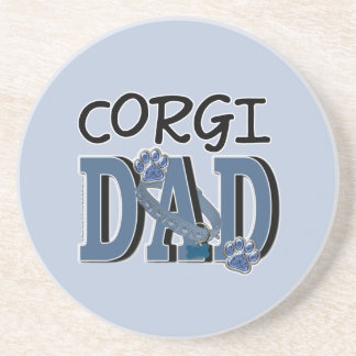 Corgi DAD Coaster