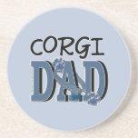 Corgi DAD Coasters