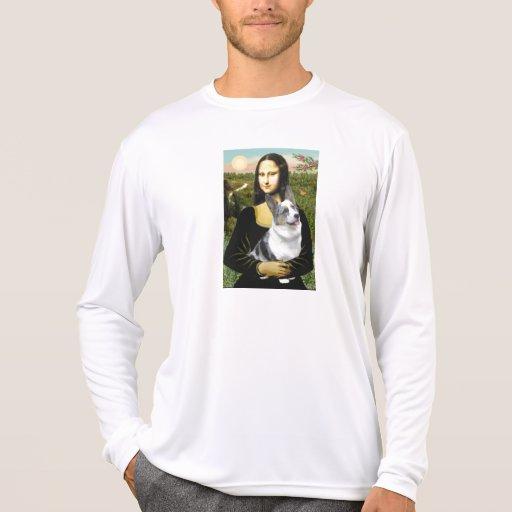 Corgi de Mona Lisa - de Merle Galés T Shirts
