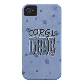 Corgi DUDE iPhone 4 Case