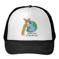 Corgi Earth Day Hat