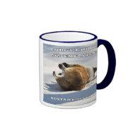 Corgi ERROR Coffee Mugs