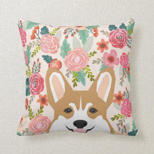 Corgi Decorative Throw Pillows Zazzle