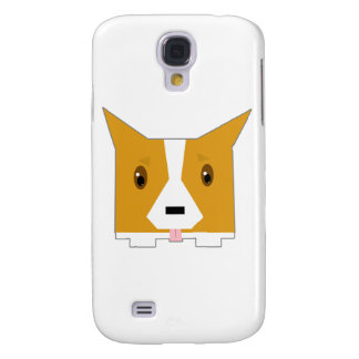 Corgi Funda Para Galaxy S4