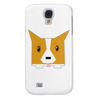 Corgi Galaxy S4 Cover