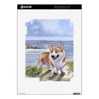 Corgi Galés Skin Para El iPad 2