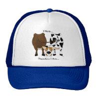 Corgi - I Herd Therefore I Am Trucker Hat