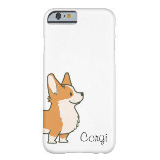 Corgi Iphone6/6s Casing Barely There iPhone 6 Case