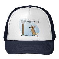 Corgi Lesson #1 Hat