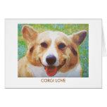 Corgi Love Greeting Cards