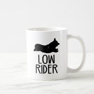 Corgi Low Rider Coffee Mug