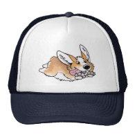 Corgi Mesh Hats