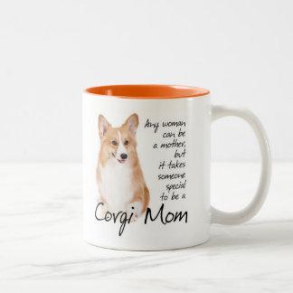 Corgi Mom Mug