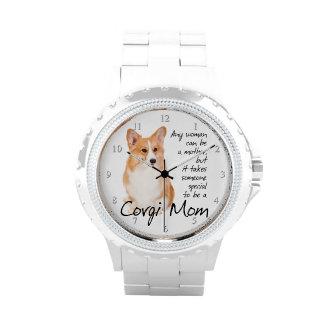 Corgi Mom Watch