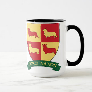 Corgi Nation Mug