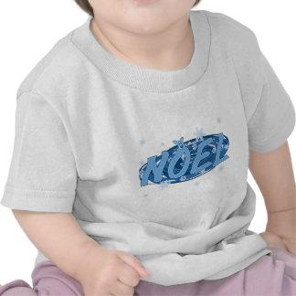 Corgi Noel Baby Tshirts
