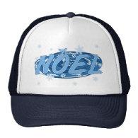 Corgi Noel Trucker Hats