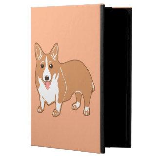 Corgi Peach iPad Air Case