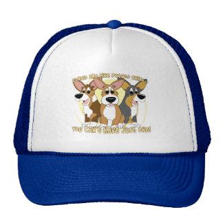 Corgi Potato Chips Hat
