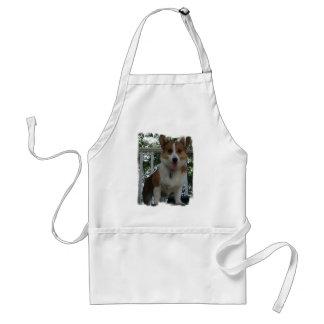 Corgi Puppy Dog Apron