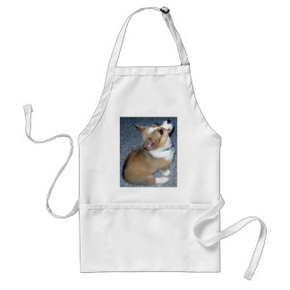 Corgi Puppy Gear Adult Apron