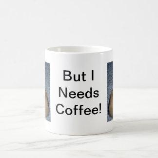 Corgi Puppy Gear Coffee Mug