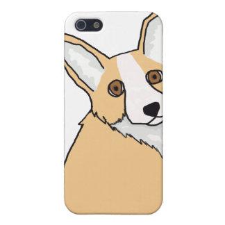 Corgi Puppy iPhone SE/5/5s Case