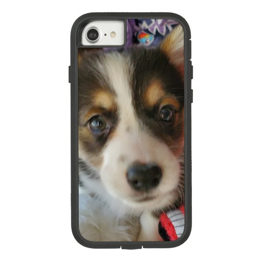 Corgi Puppy or Your Own Photo Case-Mate Tough Extreme iPhone 8/7 Case