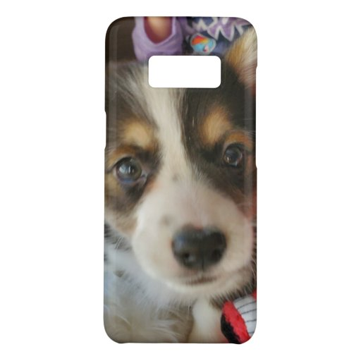 Corgi Puppy or Your Own Photo Case-Mate Samsung Galaxy S8 Case