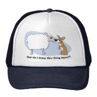 Corgi & Sheep Hat