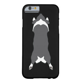 Corgi Sploot! Barely There iPhone 6 Case