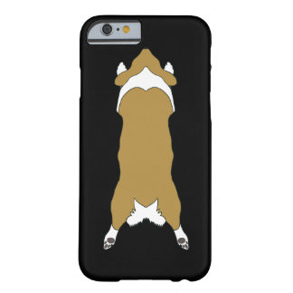 ¡Corgi Sploot! Funda Barely There iPhone 6