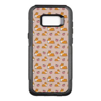 Corgi Sploot Pattern Otterbox Phone Case
