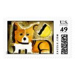 Corgi stamp dk_2005aug8f