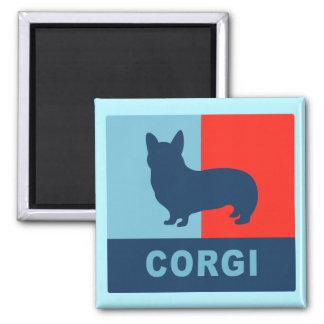 Corgi  style Magnet